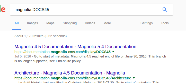 docu 651 urls and page titles don t match in google search results